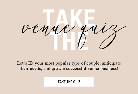 The Venue Quiz for Wedding Venue Owners